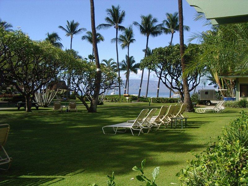 Ka'anapali Beach Hotel
