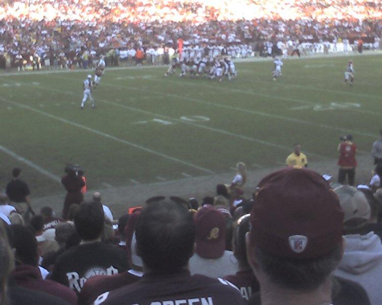 Skins vs. Broncos