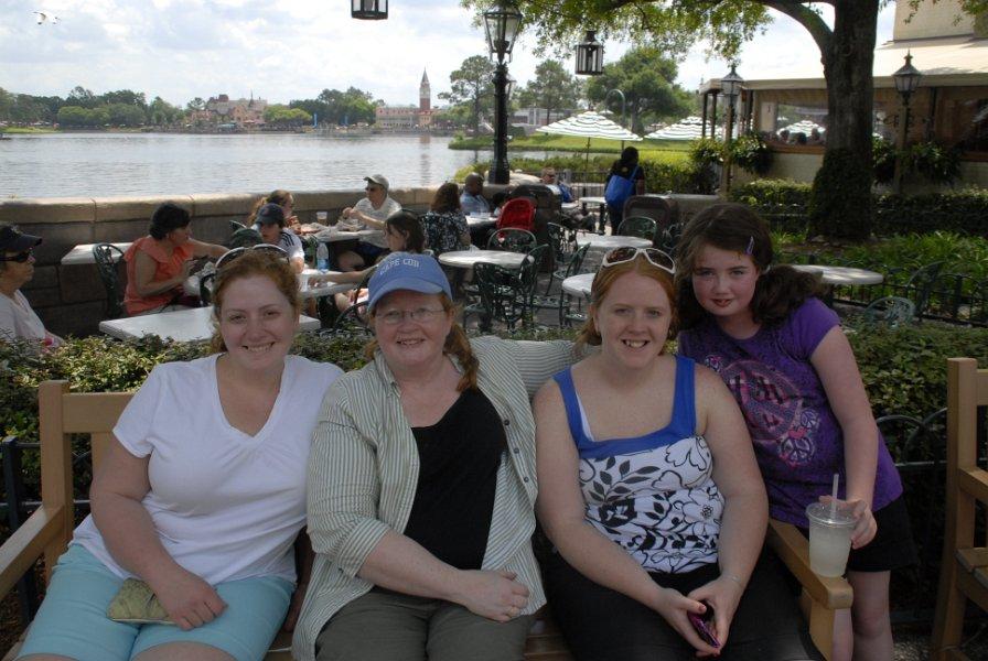 Jill, Sue, Robin, and Madelyn