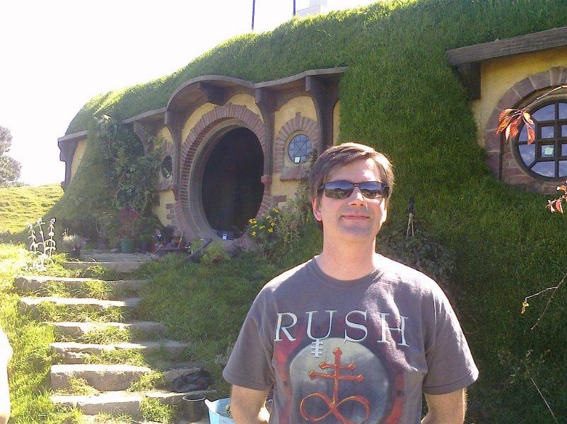 me @ Bilbo's