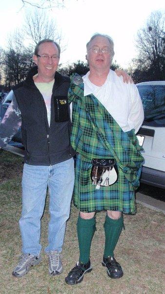Pete and Stuart