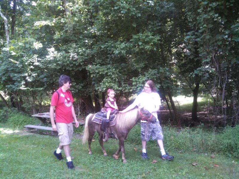 Nina pony