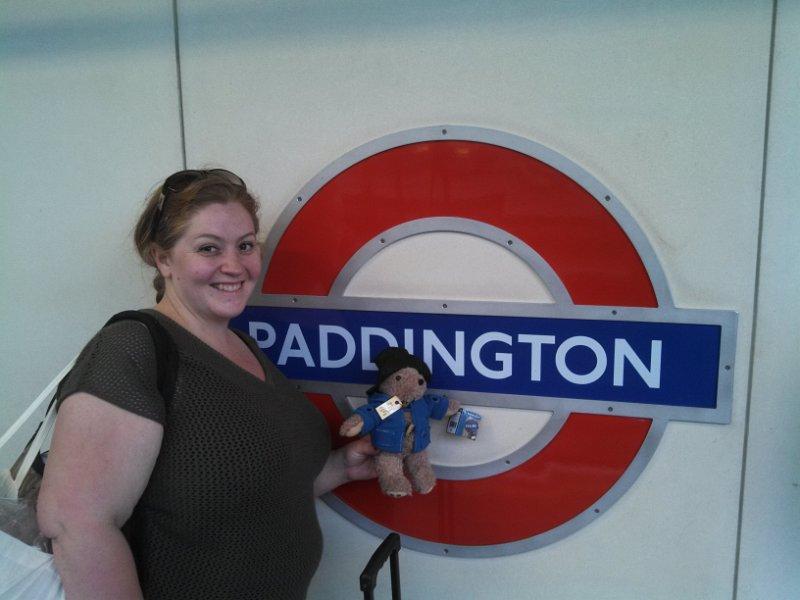 Jill Paddington