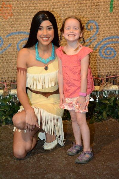 Pocahontas Nina