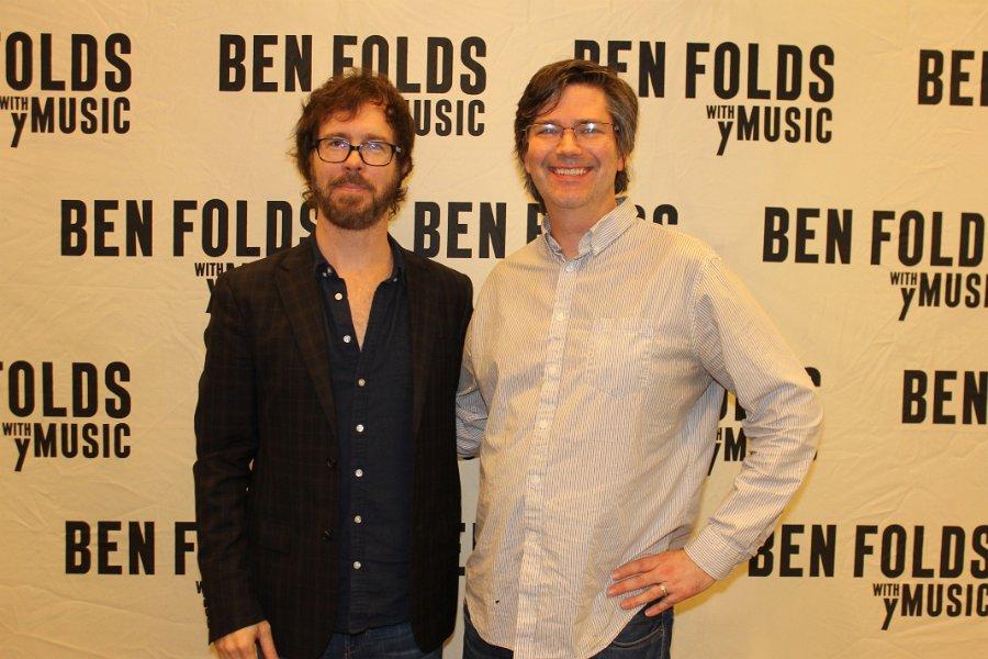 Ben Folds Kerry
