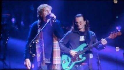 Jon and Geddy